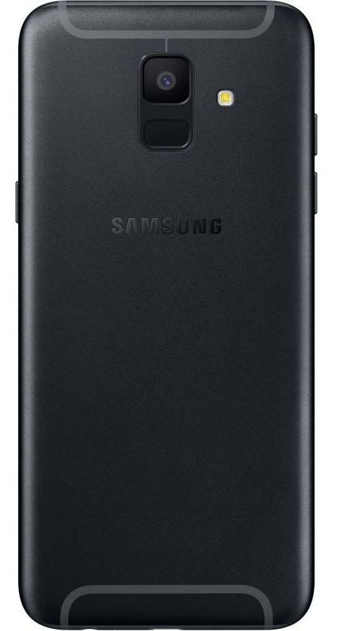 Smartphone Samsung Galaxy A6 Double SIM 32 Go Noir