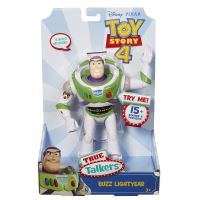 Figurine parlante Disney Toy Story 4 Buzz L'Eclair