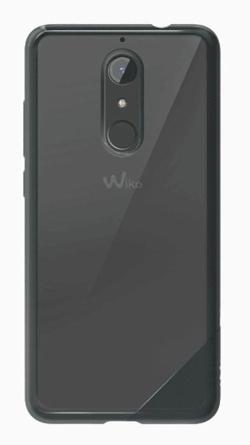 Coque Wiko Transparente pour View