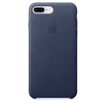APPLE IPHONE 8+ / 7+ LEATHER CASE MIDNIGHT BLUE
