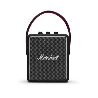 Enceinte stéréo portable Bluetooth Marshall Stockwell II Noir