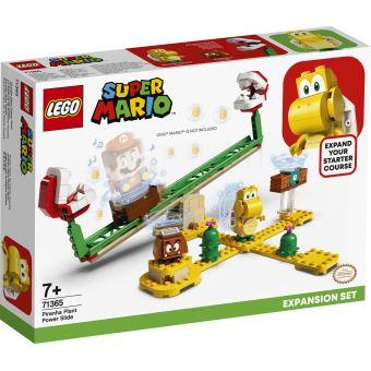 LEGO®SuperMario™ 71365 Ensemble d'extension La balance de la Plante Piranha