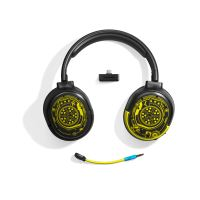 Casque Gaming sans fil SteelSeries Arctis 1 Cyberpunk 2077 Netrunner Edition