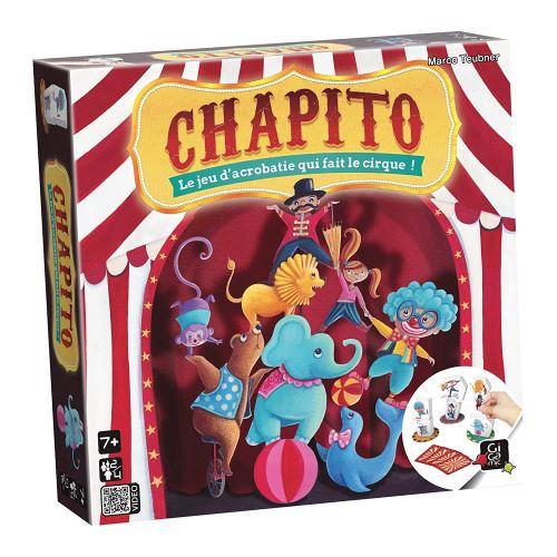 Jeu d'adresse Gigamic Chapito