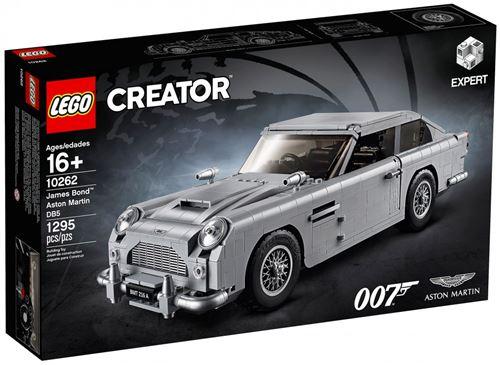 LEGO® Creator 10262 James Bond Aston Martin DB5