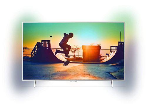 "80 cm (32""), TV LED Full HD, Smart Android TV 32"" , Ambilight 2 côtés, DVB-T/T2/T2-HD/C/S/S2, 50/60 Hz"