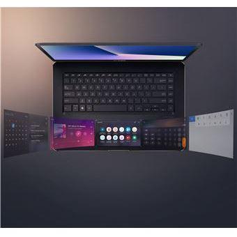 "4e12816e62da1 PC Portable Asus ZenBook Pro 15 UX580GD-BN010T 90NB0I73-M00400 15.6"" avec  ScreenPad"