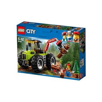 Lego® Great Forestier City Le 60181 Vehicles Tracteur lKF1JcT