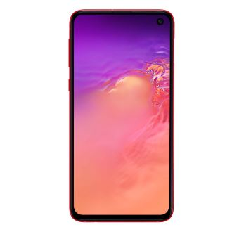 Photo de samsung-galaxy-s10e-rouge-128-go