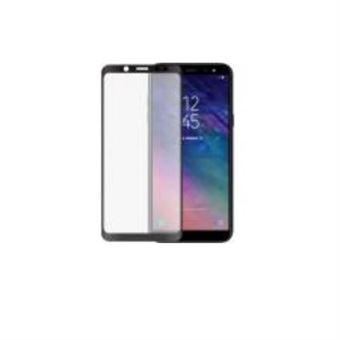 Protection d'écran en verre trempé 2.5D Big Ben Connected Contour Noir pour Samsung Galaxy A7 A750 2018