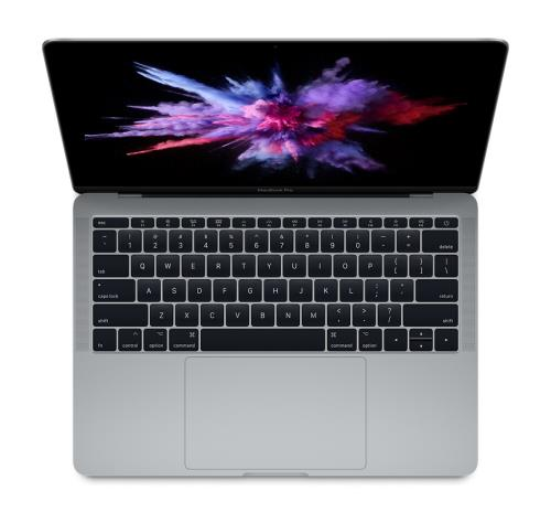 Apple MacBook Pro 13.3 128 Go SSD 8 Go RAM Intel Core i5 bicur à 2,3 GHz Gris sidéral Nouveau