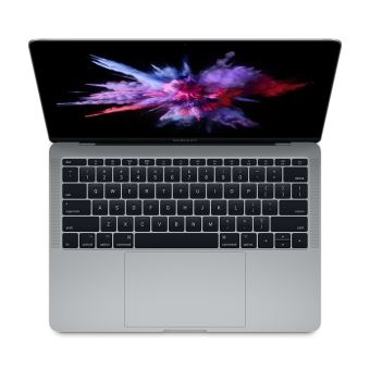 "Apple MacBook Pro 13.3"" 128 Go SSD 8 Go RAM Intel Core i5 bicœur à 2,3 GHz Gris sidéral Nouveau"
