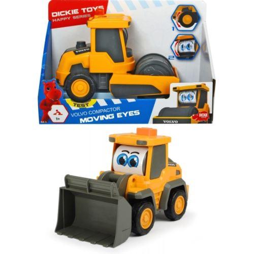 Véhicule Dickie Toys Happy Series Volvo Moving Eyes Modèle aléatoire