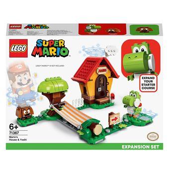 LEGO®SuperMario™ 71367 Ensemble d'extension La maison deMarioet Yoshi