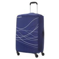 Housse pliable pour valise Samsonite L 24.5 cm Bleue