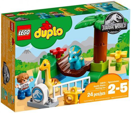 LEGO® Duplo Jurassic World 10879 Le zoo des adorables dinos - Lego. Achat et vente de jouets, jeux de société, produits de puériculture. Découvrez les Univers Playmobil, Légo, FisherPrice, Vtech ainsi que les grandes marques de puériculture : Chicco, Bébé