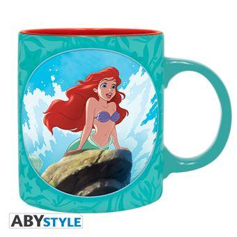 La Mug Abystyle Ml 320 Ariel Sirène Disney Petite Xk0PwO8n