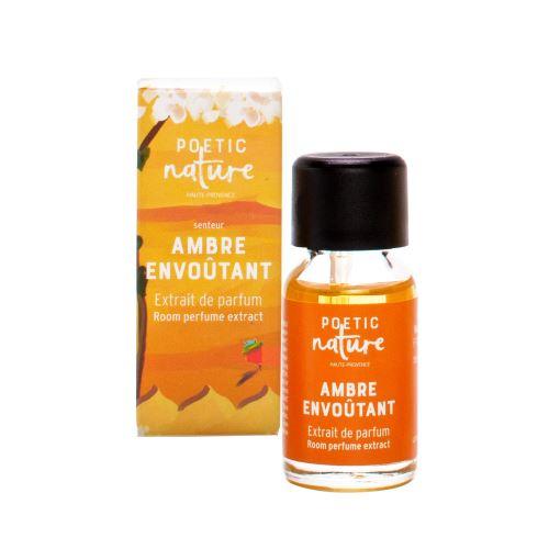 Concentré de parfum ambre envoûtant Poetic Nature