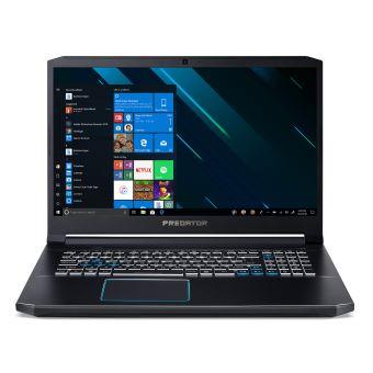 """PC Portable Acer Predator Helios 300 PH317-53-51CG 17.3"""" Intel Core i5 8 Go RAM 512 Go SSD Noir"""