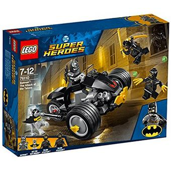 Super Comics Des Et Dc Hiboux 76110 L'attaque Batman Lego® Heroes vmNOn80w