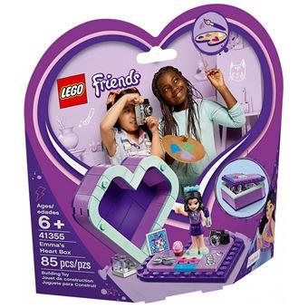LEGO® Friends 41355 La boîte cœur d'Emma