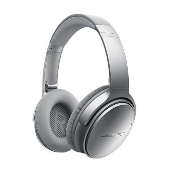 Casque Audio Bose QC35 Argent
