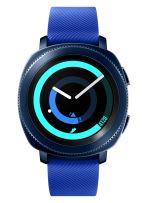 SMSU Montre connectée Samsung Gear Sport Bleu nuit