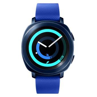 Montre connectée Samsung Gear Sport Bleu nuit