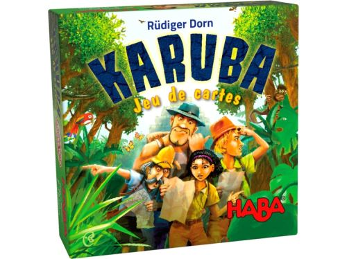 Karuba Jeu de cartes Haba