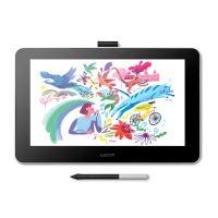 """Tablette graphique Wacom One 13.3"""" avec stylet Noir et Blanc"""