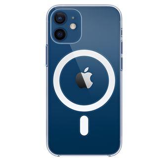 Coque Apple Magsafe pour iPhone 12 mini Transparent - Etui pour ...