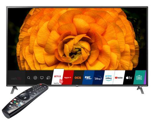"""TV LG 86UN8500 4K UHD Smart TV 86"""""""""""""""" Noir - Téléviseur LCD 56"""" et plus ."""