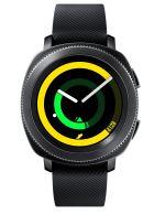 SMSU Montre connectée Samsung Gear Sport Gris acier