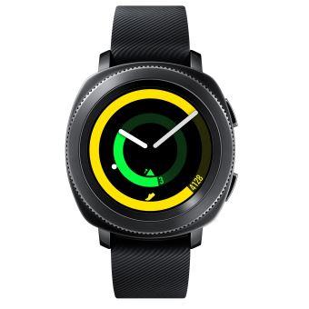 Samsung Gear Sport Connected Watch Staal Grijs