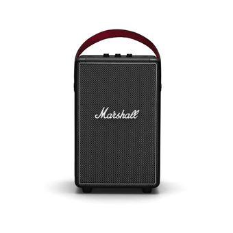 Enceinte stéréo portable Bluetooth Marshall Tufton Noir