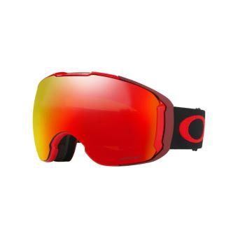 masque de ski oakley rouge