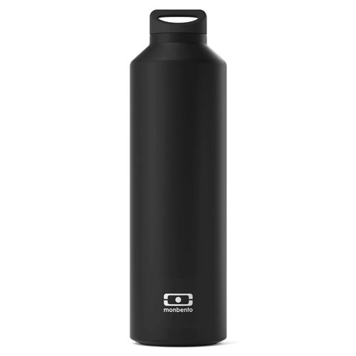 Bouteille isotherme Monbento Steel Noir Onyx