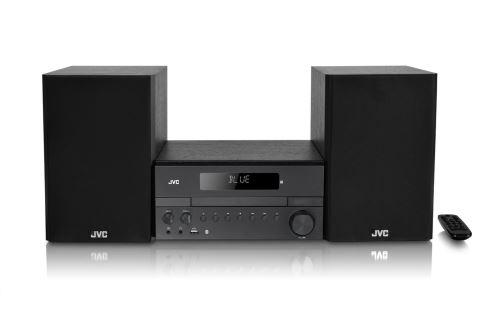 Chaîne Hi-Fi JVC UX-F427B - 100W Noire - Chaîne hi-fi. Achetez en ligne parmi un grand choix de produits high-tech. Remise permanente de 5% pour les adhérents.