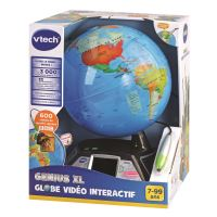 Jeu scientifique Vtech Genius XL Globe vidéo intéractif