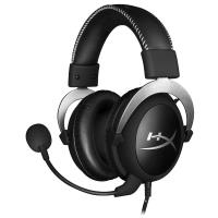 Casque Micro Pro Gaming HyperX Cloud Argent