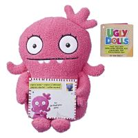 Peluche insolite Ugly Dolls Yours Truly Moxy Stuffed Plush