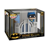 FUNKO 09 DC COMICS-BATMAN HALL OF JUSTICE