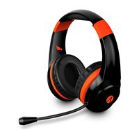 Gaming Headset Multiplatform Stealth Raptor Zwart en Oranje
