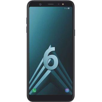Smartphone Samsung Galaxy A6+ Double SIM 32 Go Noir