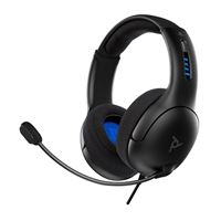 PDP CASQUE LVL50 WIRED PS4 NOIR