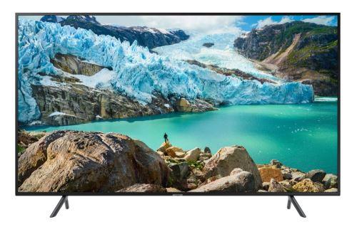 """TV Samsung UE58RU6105 4K UHD Smart TV 58"""""""""""""""" application Disney+ disponible Noir - Téléviseur LCD 56"""" et plus ."""