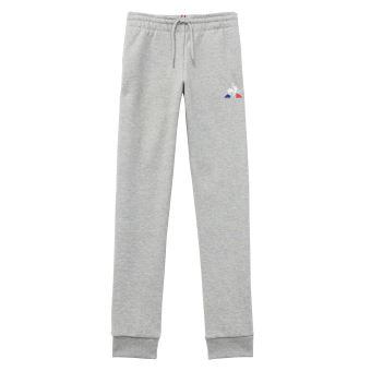 uk availability 100% high quality fast delivery Pantalon Enfant Le coq sportif Essentiels Slim Gris Taille 12 ans