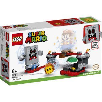 LEGO®SuperMario™ 71364 Ensemble d'extension La forteresse de lave de Whomp