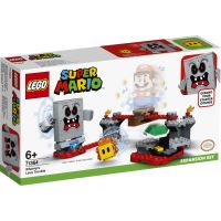 LEGO® Super Mario™ 71364 Ensemble d'extension La forteresse de lave de Whomp