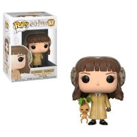 HARRY POTTER-BOBBLE HEAD POP N°57-HERMIONE HERBOLOGY